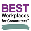 best workplacesfor commuters